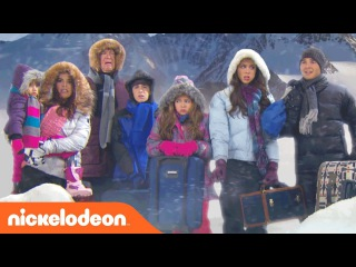 How to Survive the Winter Blues w/ Help from SpongeBob, Alvin, Henry Danger | Nick