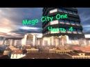 Mega City One - Особняк и зомби