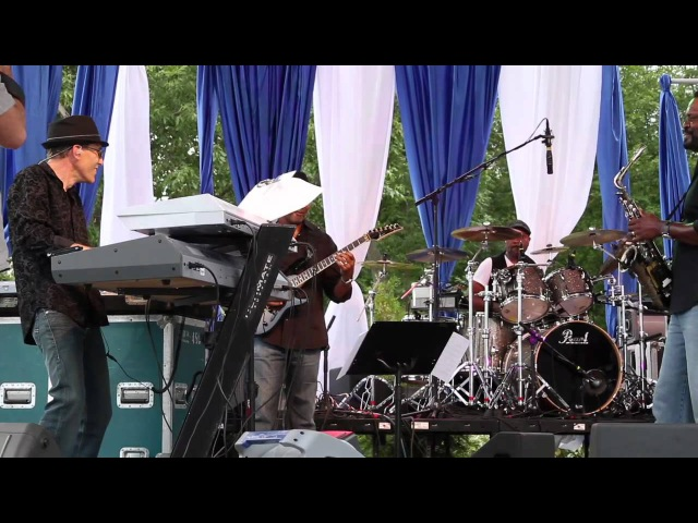 Mutual Admiration Society - LIVE HD (Everette Harp)