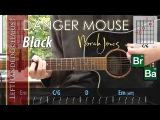 Danger Mouse &amp Norah Jones - Black (Breaking Bad) guitar lesson