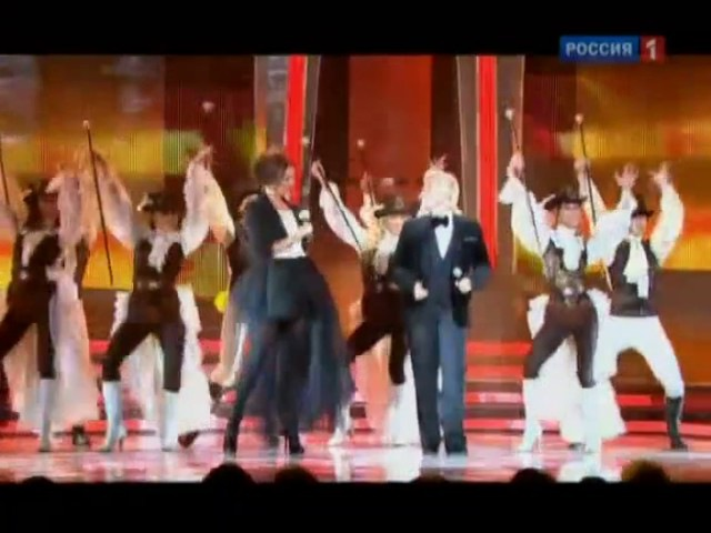 Николай Басков, Оксана Федорова - Права Любовь (Лучшие песни -2010)