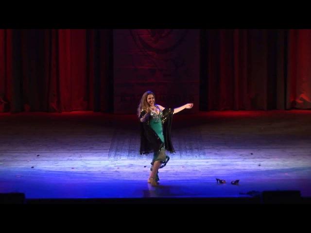 Joana Saahirah in Russia - Baladi, shaabi and tabla