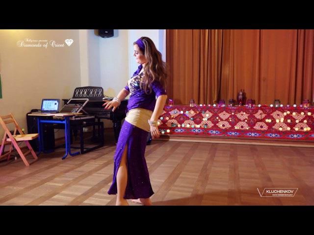 Marzena Antas Shaabi 1st Place @ Diamonds Of Orient 2016