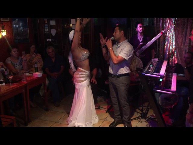 Badra y Orquesta Oriente Chile Enta Omri
