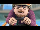 Die Fixies - DEUTSCH - Der Airbag - Kinderserien