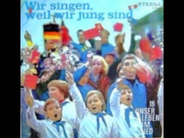 Pionierchor - Das Lied, das uns allen gefällt 1964