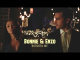 ► Bonnie & Enzo│Borderline