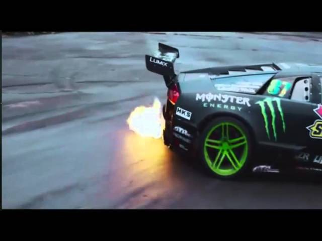 Ken block 2016 bass boosted antro 4