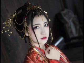 Hướng Dẫn Makeup Cosplay Cô Dâu Cổ Trang Trung Quốc