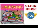 Robocar Poli - City Hospital Playset. #Робокар Поли  Unboxing Toys Review
