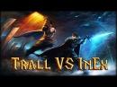 inEx RYTP VS Trall Pukanow - 2 часть - Machinima Warcraft 3