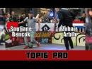 Soufiane Bencok vs Zohair Arbib | TOP16 PRO, Pannahouse Invitationals 2017