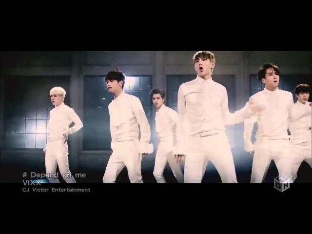 VIXX Depend On Me MV full