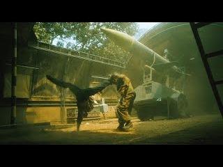 Боевая сцена, Дэн Чупонг против Чаттхапонг Пантанаункул