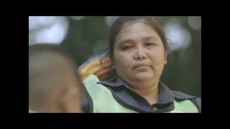 Ғаламторды жылатқан видеоролик Анамды қауіп қатерден сақтағым келеді