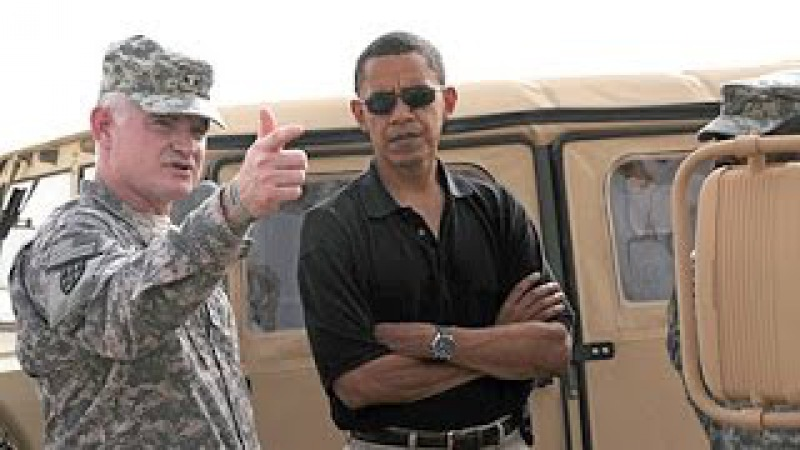 Rumors are True: Obama Has an Army and Secret Office to Overthrow Trump