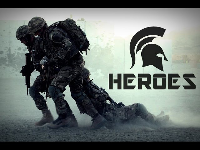 HEROES - Eye of the Storm   Military Motivation (HD)