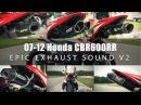 Epic Exhaust Sound Honda CBR600RR Toce, Akrapovic, Arrow, Two Brothers, Yoshimura, Honda OEM
