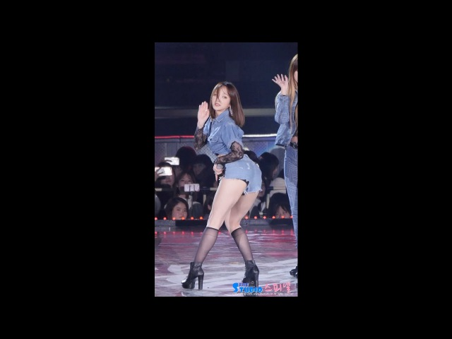 161127 EXID 위아래 하니 직캠 EXID Hani fancam - Up Down (슈퍼서울드림콘서트) by Spinel