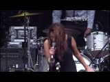 Gabriella Cilmi live at Sound Relief Melbourne, MCG 2009