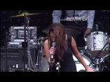Gabriella Cilmi live at Sound Relief Melbourne, MCG 2009