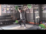 Power Snatch from Power Position - Olympic Weightlifting Exercise Library - Catalyst Athletics