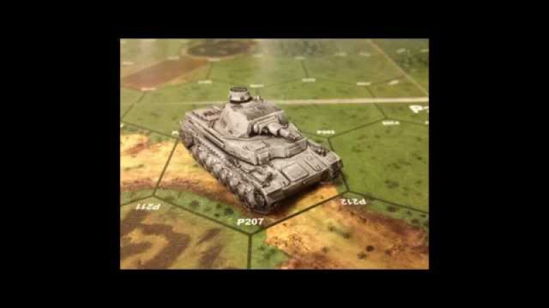 Panzer IV GERMAN MEDIUM TANK 1/100 Scale Model - Zvezda - Art Of Tactic -