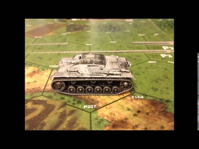STUG III GERMAN MEDIUM TANK 1/100 SCALE MODEL - Zvezda - Art Of Tactic -