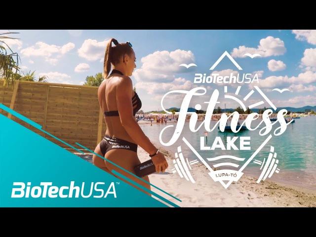 BioTechUSA Fitness Lake a Lupa tó-nál! -BioTech USA