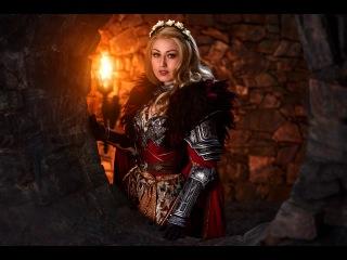 Photoshop Timelapse - Enayla Cosplay as Cullen