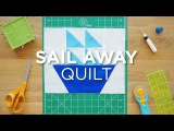 Quilt Snips Mini Tutorial - Sail Away