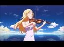 Ballade No 1 in G Minor, Op 23 ~Kousei Piano - Kaori Violin clean ver~ (Shigatsu Wa Kimi No Uso)