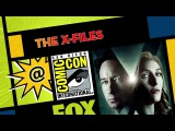 David Duchovny THE X FILES Panel At Comic Con 2017