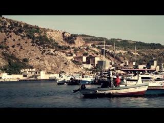 Красоты полуострова Крым. Балаклавская бухта