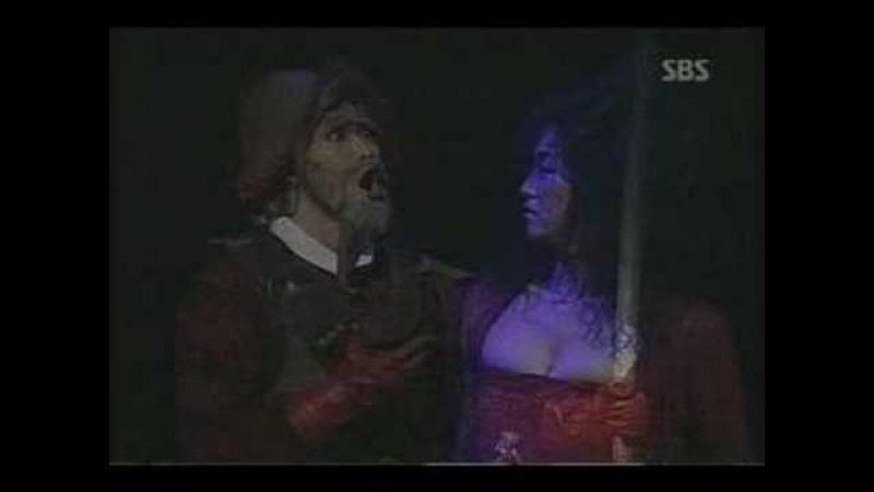 Dulcinea - Man of La Mancha Korean cast 2005