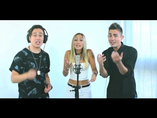 Cheap thrills  - sia ft. sean paul (cover by the gorenc siblings)