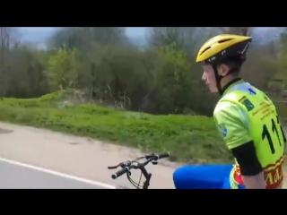 Велопробег в Шлиссельбурге