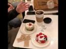 Хабиб Нурмагомедов ест тирамиссу перед боем на UFC 209 [ mma_nice]