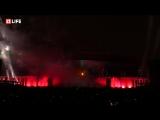 Фестиваль света на Зенит-Арене