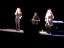 Концерт группы Воровайки в Можайске. Песня Эх раз.