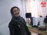 Вика Дайнеко. Интервью на LOVE RADIO. Часть 1. Апрель 2008
