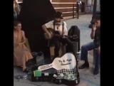 Уличные музыканты. Северная Каролина.