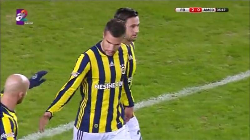 ZTK || Fenerbahçe 3 - 0 Amed Sportif ||