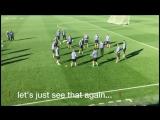 К. Навас ударил мячом журналиста BBC на тренировке