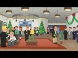 Family Guy (Гриффины).15x09 Как Гриффины украли Рождество (Filiza)
