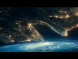Материнский корабль инопланетян на орбите Земли! Трансляция NASA показала гигантскую тарелку пришельцев рядом с Землей НЛО