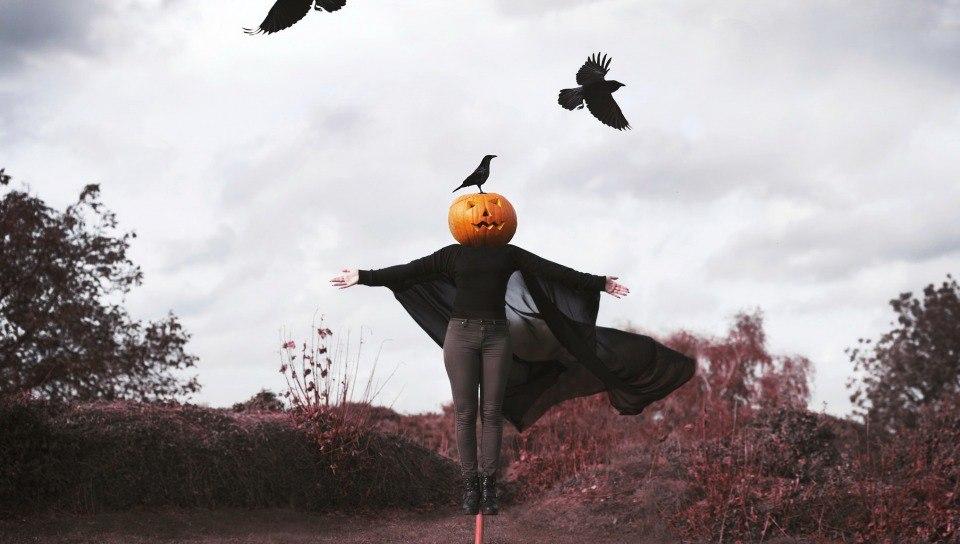 Хэллоуин зачем тыква