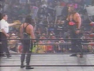 Nitro 04-06-98 Sting vs. Kevin Nash