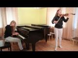 Король и Шут -  Лесник (кавер на скрипке и пианино)