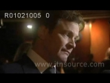 A Single Man premiere interview - Colin Firth